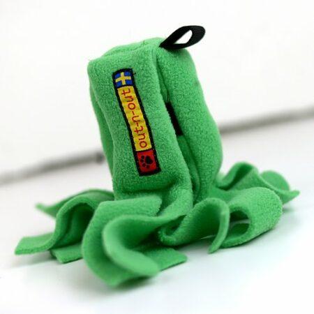 Cookie Squid Fleece grün